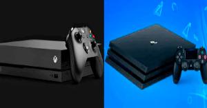 PlayStation 4 Pro или XBOX One X консоль: что лучше?