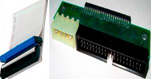 Что такое IDE кабель - подключение к разъему SATA?