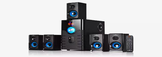 Что такое объемный звук и различия 5.1 и 2.1 систем?