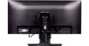 Проверка надежности подключения кабелей монитора