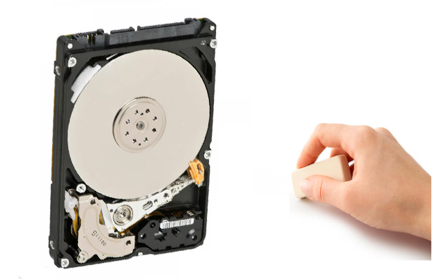 Как стереть жесткий диск (навсегда очистить все файлы)?