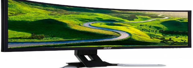 Какой лучший размер монитора для игр?