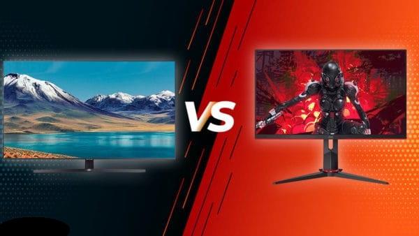 Телевизор или монитор - что лучше выбрать?