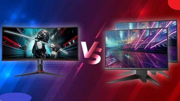 UltraWide или два монитора: что лучше выбрать?