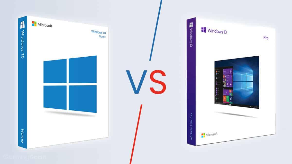 Что лучше для игр: windows 10 Home или Pro?