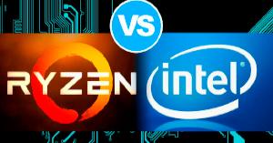 AMD Ryzen или Intel core: какой процессор лучше для игр?