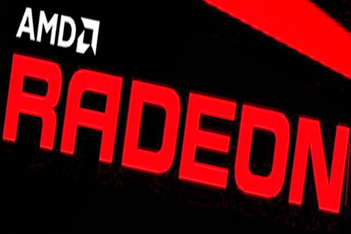 Видеокарта AMD