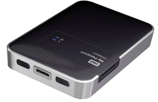 Что такое беспроводной жесткий диск с Wi-Fi?