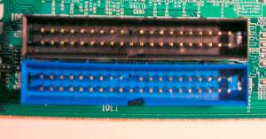 Что такое PATA интерфейс: для чего нужен кабель и разъем?