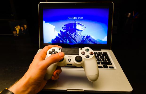 Как подключить геймпад PS4 на компьютере и Mac?