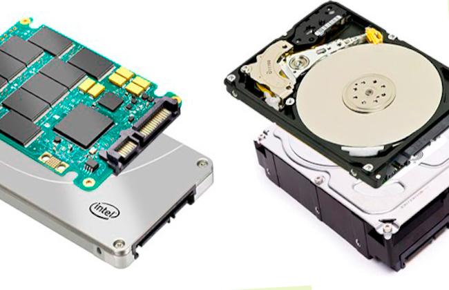 Производительный SSHD, или SSD и HDD