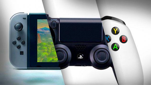 PS4 контроллер или Xbox One