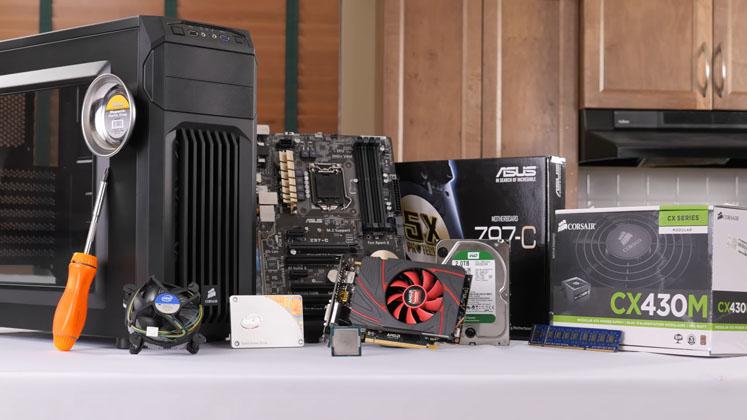 Собрать или купить компьютер