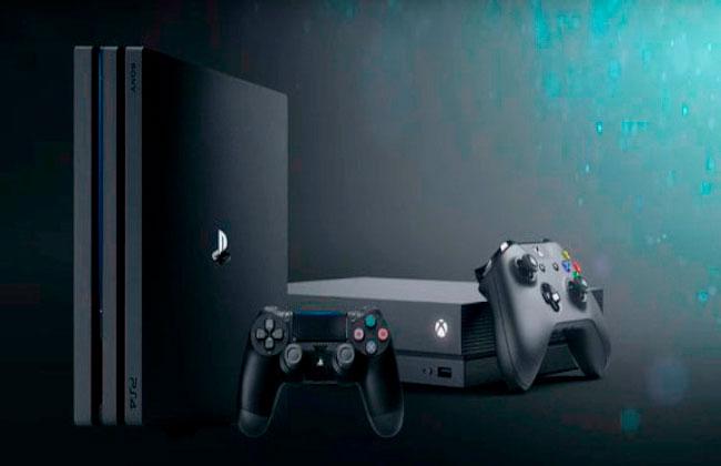 Xbox One X или P4 Pro