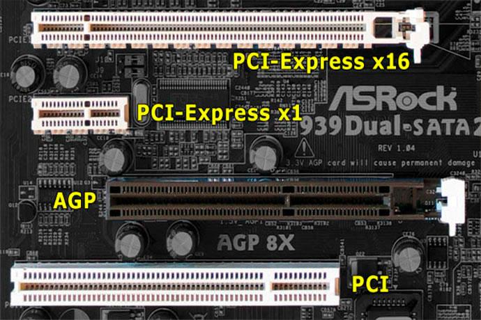 PCI разъем